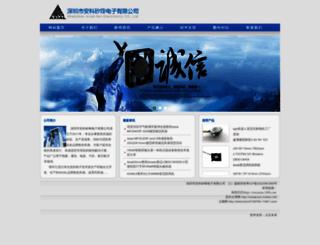axial-fan.com screenshot