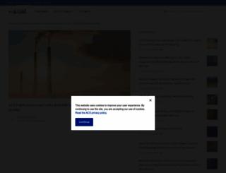 axial.acs.org screenshot
