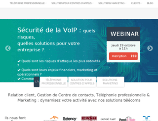 axialys.net screenshot
