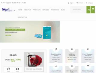 axiata-india.com screenshot
