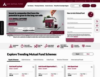 axismf.com screenshot