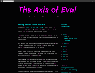 axisofeval.blogspot.ca screenshot