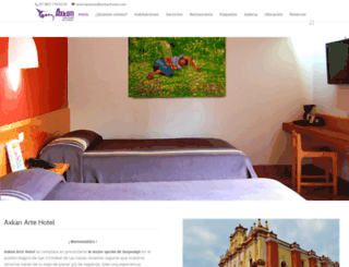axkanhotel.com screenshot