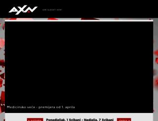 axn.rs screenshot