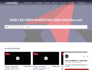 axnvideo.com screenshot