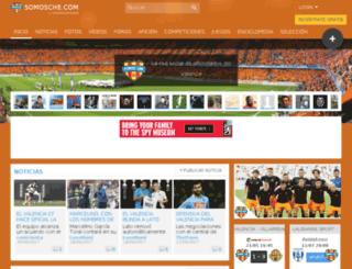 axo.somosche.com screenshot