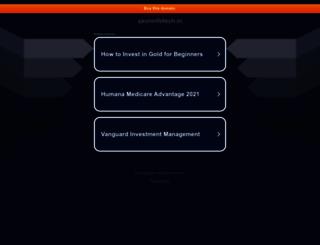 axoninfotech.in screenshot