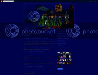 axsus-news.blogspot.com screenshot
