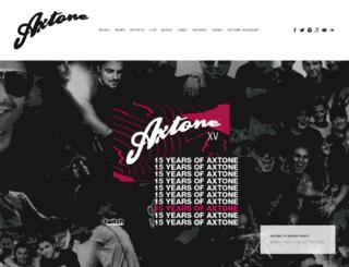axtone.com screenshot