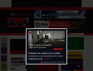 ayacuchoaldia.com.ar screenshot