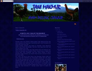 ayampelungcianjur.blogspot.com screenshot