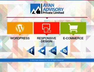 ayanonline.co.in screenshot