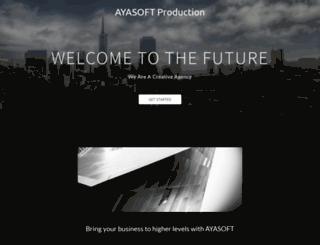 ayasoft.net screenshot