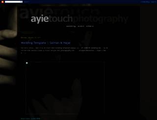 ayietouch.blogspot.com screenshot