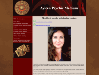 ayleenspirit.com screenshot