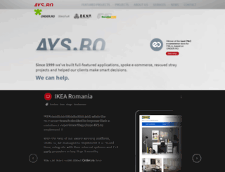 ays.ro screenshot