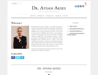 aysamakses.com screenshot