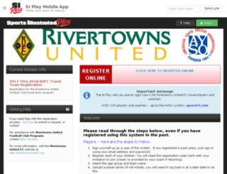 ayso324.sportssignup.com screenshot