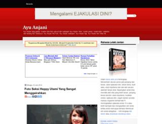 ayuanjani.blogspot.com screenshot