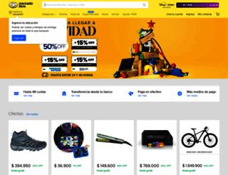 ayuda.mercadolibre.com.co screenshot
