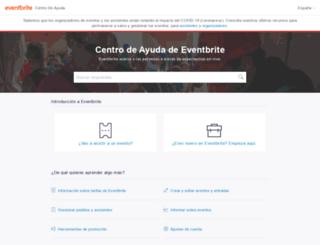 ayuda.ticketea.com screenshot