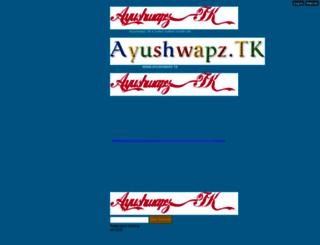 ayushwap.wapsite.me screenshot