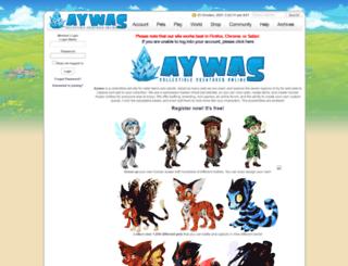 aywas.com screenshot