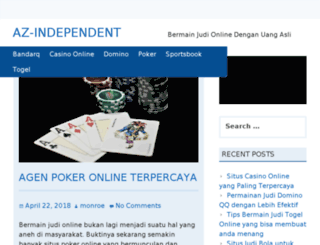 az-independent.com screenshot