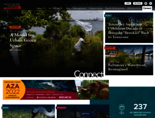 aza.org screenshot