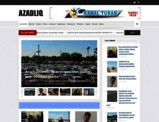 azadliq.info screenshot