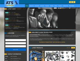 azadtechs.com screenshot