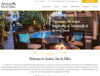 azaleainn.com screenshot