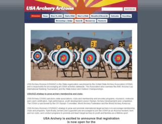 azarchery.com screenshot