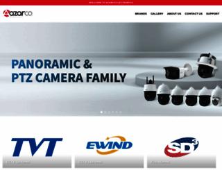 azarco.net screenshot