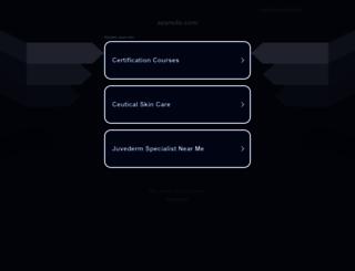 azaredo.com screenshot
