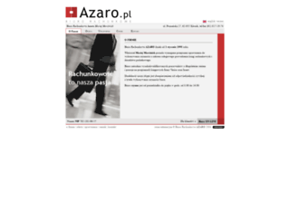 azaro.pl screenshot