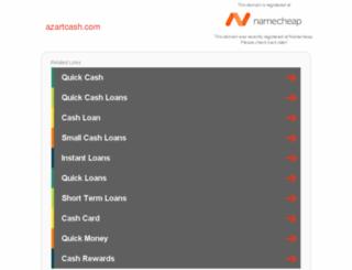 azartcash.com screenshot