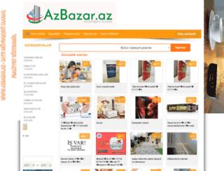 azbazar.az screenshot