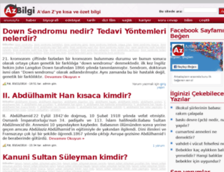 azbilgi.com screenshot