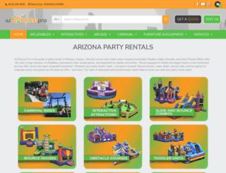 azbouncepro.com screenshot