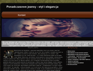 azbrajeans.pl screenshot