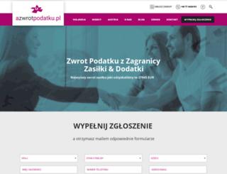 azdoradztwo.pl screenshot