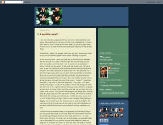 azealea.blogspot.com screenshot