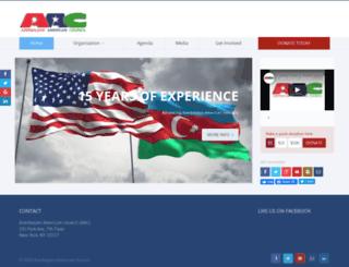 azeris.com screenshot