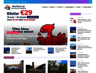 azeritour.az screenshot