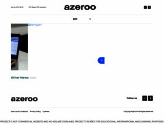 azeroo.com screenshot