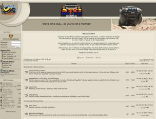 azfj.org screenshot