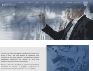 azfuturainvest.com.br screenshot