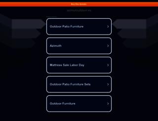 azimutoutdoor.es screenshot