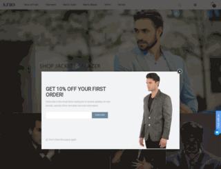 aziodesign.com screenshot